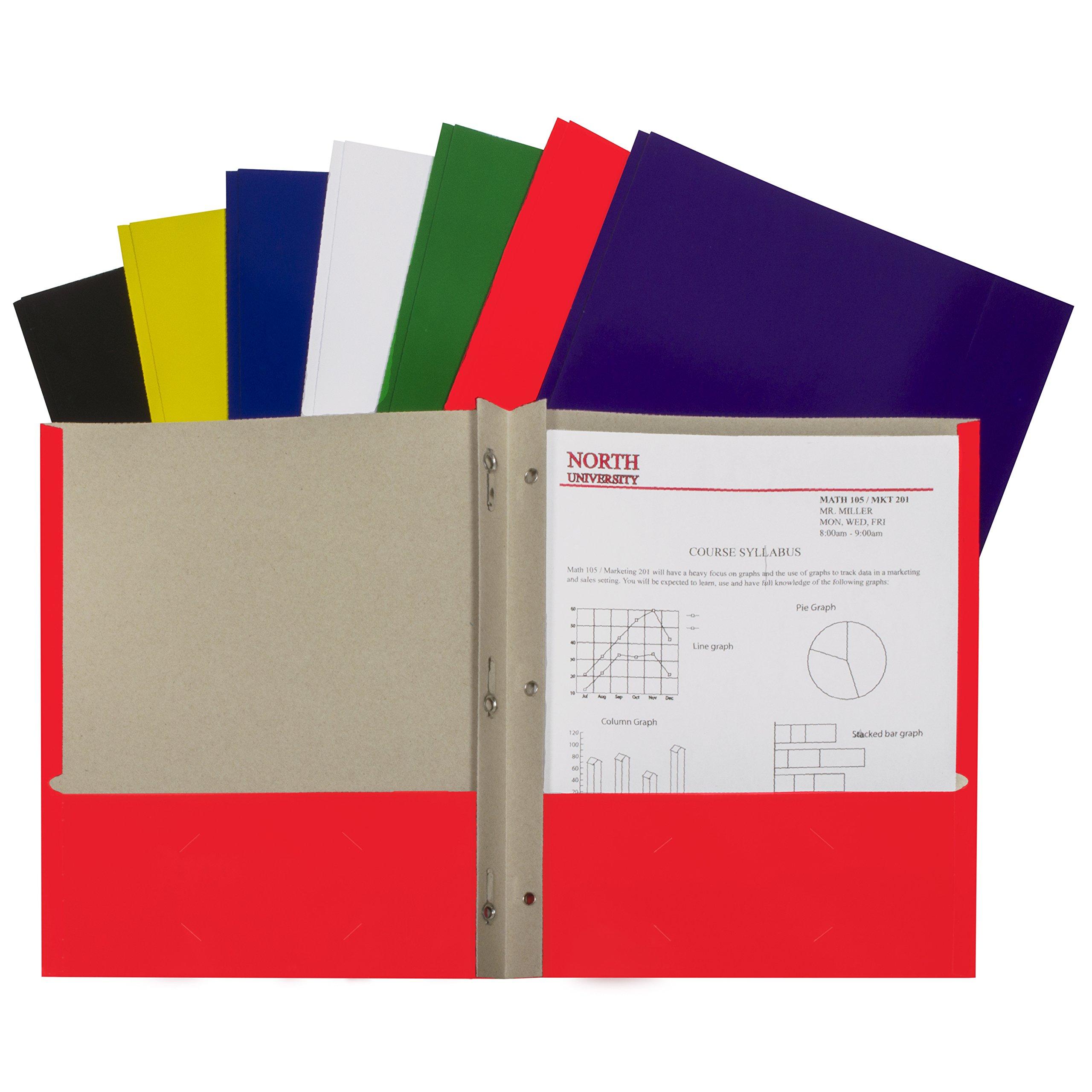 Paper portfolio