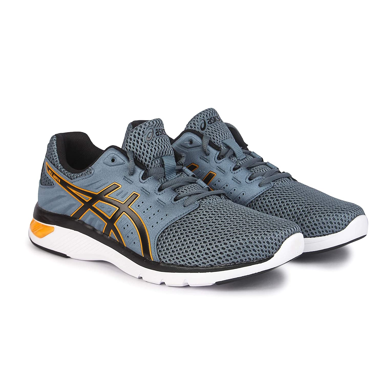 6f74423052a ASICS Men s Gel-Moya Running Shoes  Buy Online at Low Prices in India -  Amazon.in