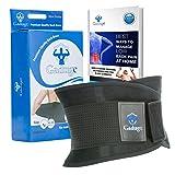 Gaduge Thermogenic Lumbar Lower Back Brace – Free
