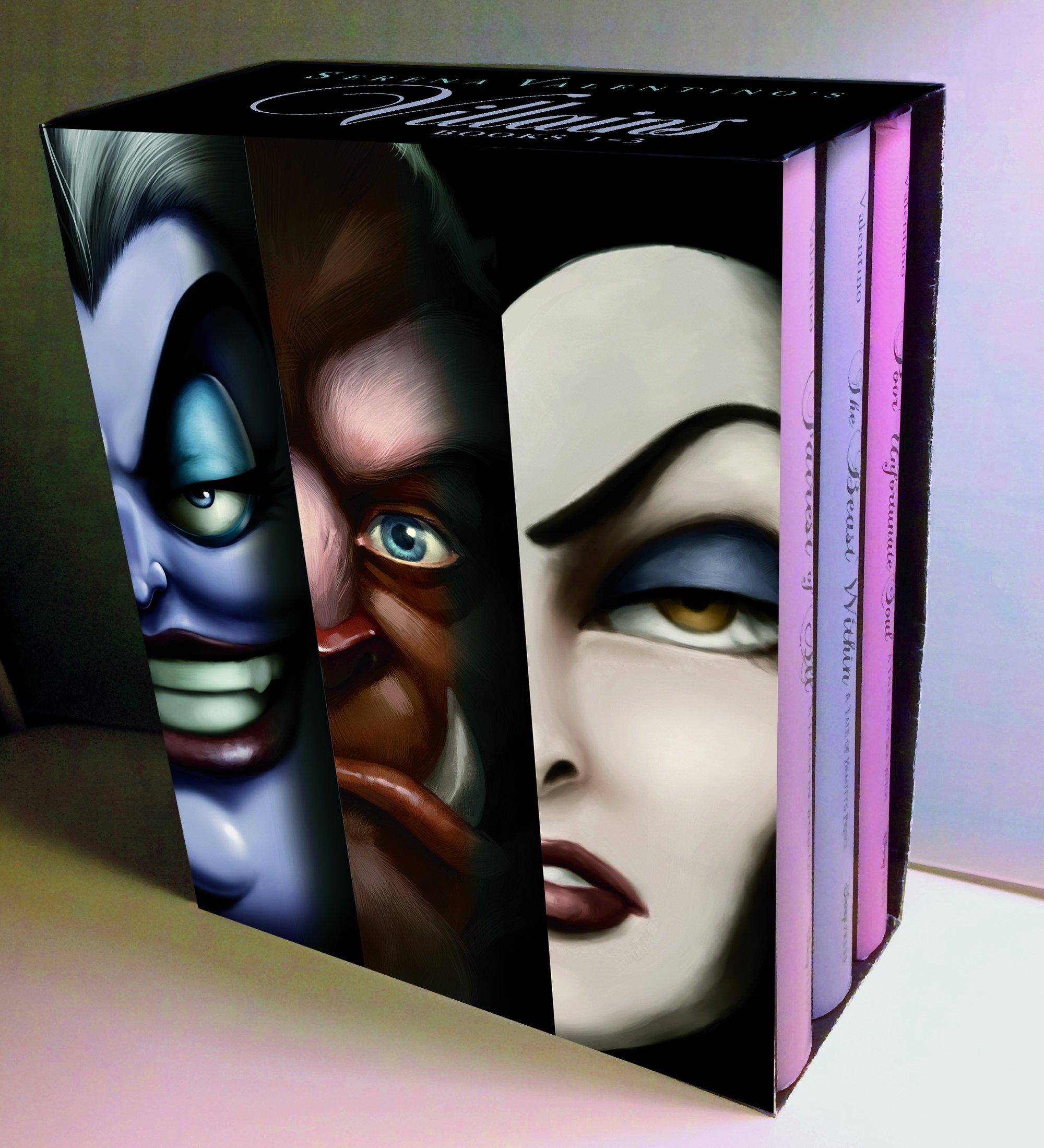 Serena Valentino S Villains Box Set Books 1 3 Serena