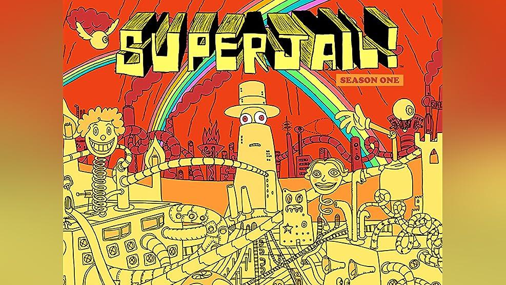 Superjail! Season 1