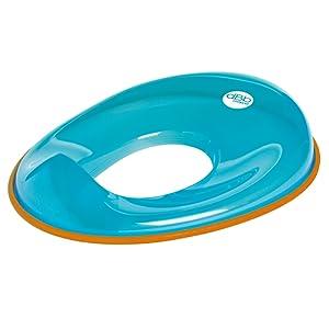 dBb Remond Réducteur de Toilette - Turquoise Translucide - Coloris aléatoire
