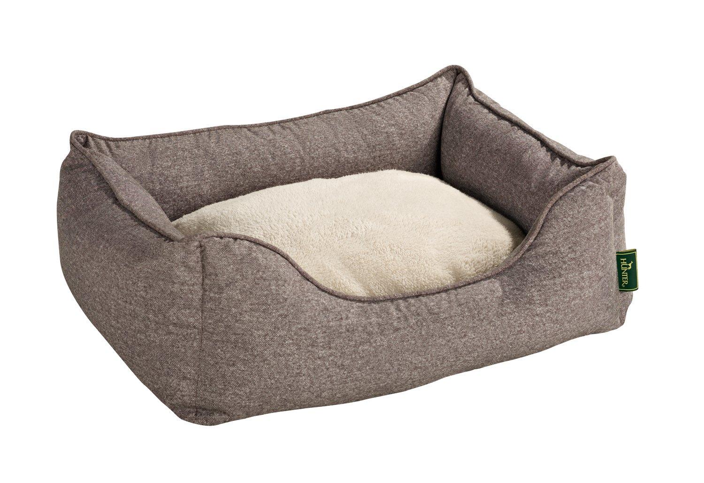 HUNTER Boston Cama para perro, tamaño mediano, color marrón: Amazon.es: Productos para mascotas