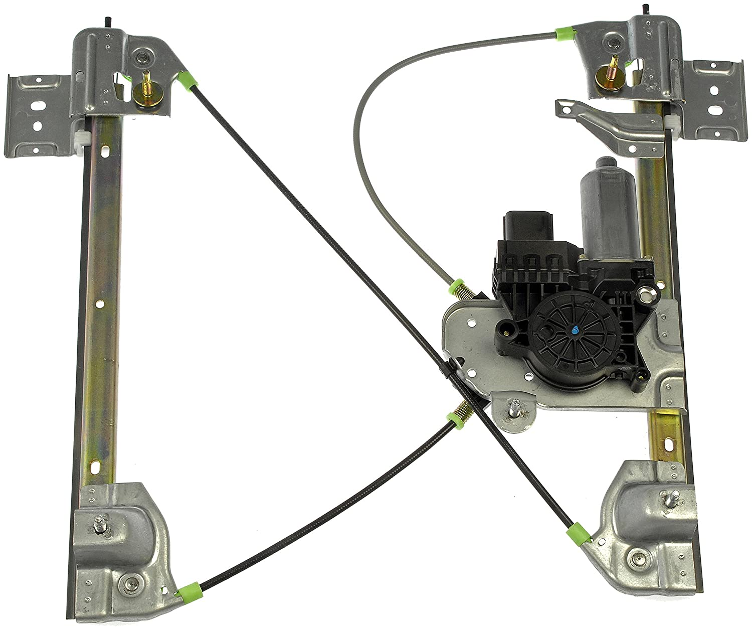 Dorman 741-072 GMC Envoy XUV Midgate Window Regulator with Motor Dorman - OE Solutions