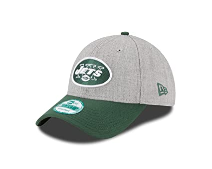 438d6374ac89e2 ... ebay nfl new york jets the league heather 9forty adjustable cap heather  one size 6172e 8ff86