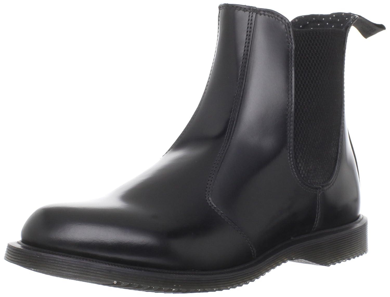 Dr. Martens Women's Flora Ankle Boot B0073ZX9GC 5 UK/7 M US|Black