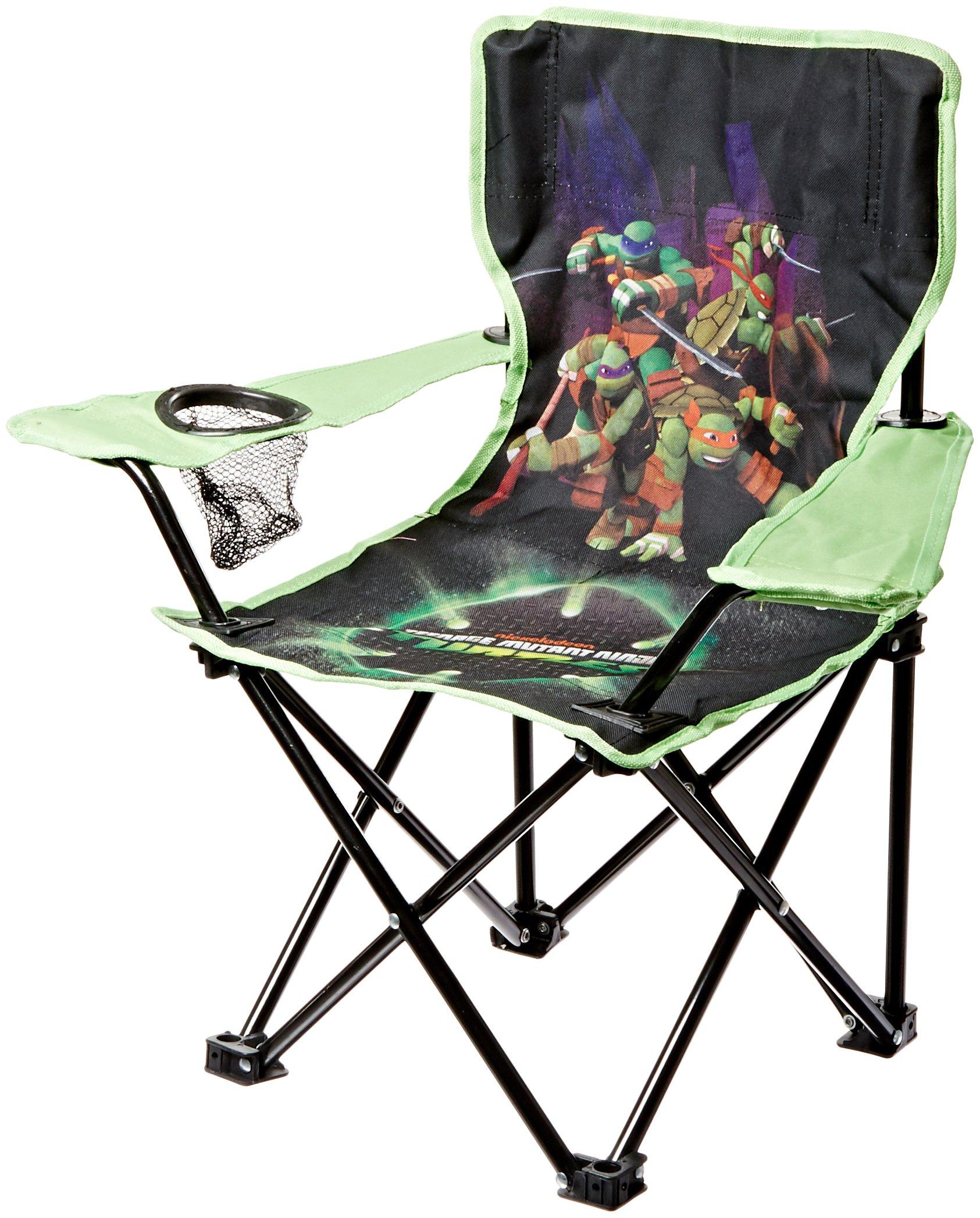Nickelodeon Kids Teenage Mutant Ninja Turtles Camp Chair