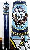 "Ramson's Imports 60"" U.S. Navy Logo Windsock"