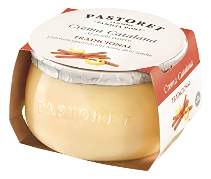 Pastoret - Crema Catalana Tradicional, 1 Unidad x 150 g