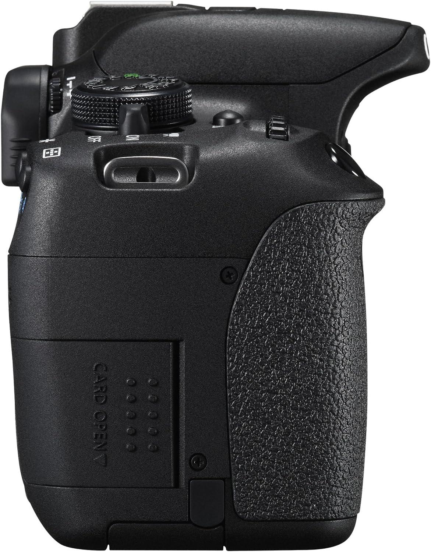 Canon EOS 700D - Cámara réflex Digital de 18.0 MP (Pantalla táctil ...
