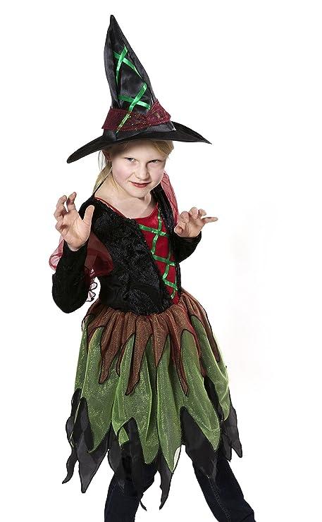 Heitmann Deco 7059 Costume per bambini da strega 58c1731b639a