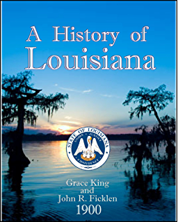 Amazon louisiana legacies readings in the history of the a history of louisiana fandeluxe Image collections