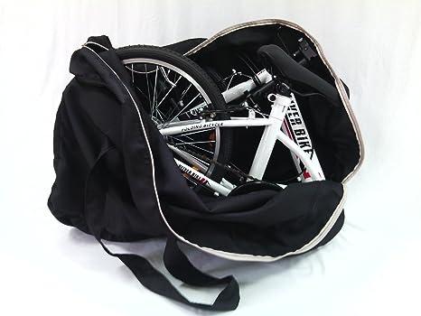 Sacca Bici Pieghevole.Borsa Borsone Trasporto Bici Bicicletta Pieghevole Folding