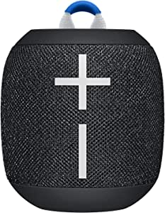 Ultimate Ears WONDERBOOM 2 Portable Bluetooth Speaker, Deep Space Black (4519430)
