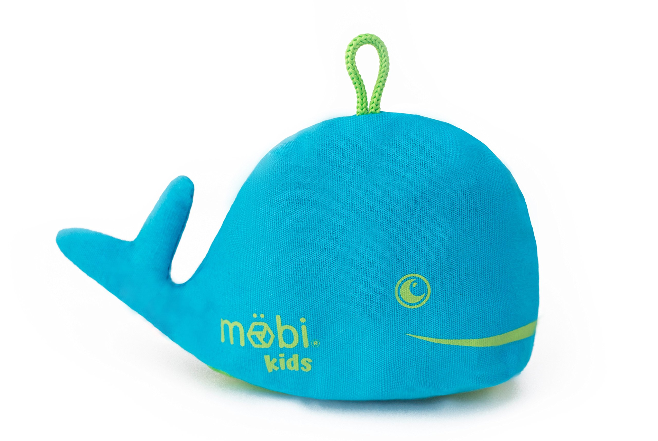 MÖBI Kids-The Numerical Tile Game For Kids in a Whale Pouch with Included Activity Booklet