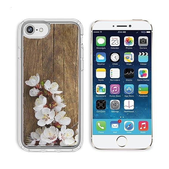 Amazon com: Luxlady Apple iPhone 6/6S Clear case Soft TPU