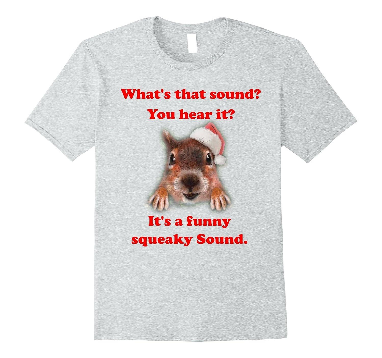 34ecd3f49 2017 Funny squirrel Christmas Holiday Vacation t-shirt-ANZ ⋆ Anztshirt