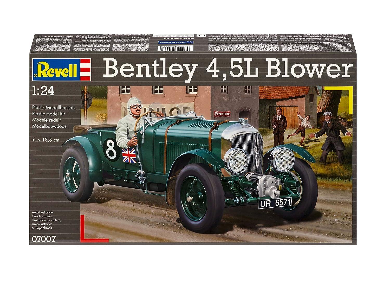 Revell Maqueta Bentley 4,5L Blower, Kit Modelo, Escala 1:24 (07007): Amazon.es: Juguetes y juegos