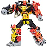 """TRANSFORMERS 18"""" Decepticon Predaking Titan Class Action Figure - Gnerations Power of The Primes - Kids Toys - Ages 8+"""
