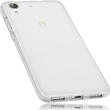 mumbi Funda Compatible con Huawei Y6 II Caja del teléfono móvil ...