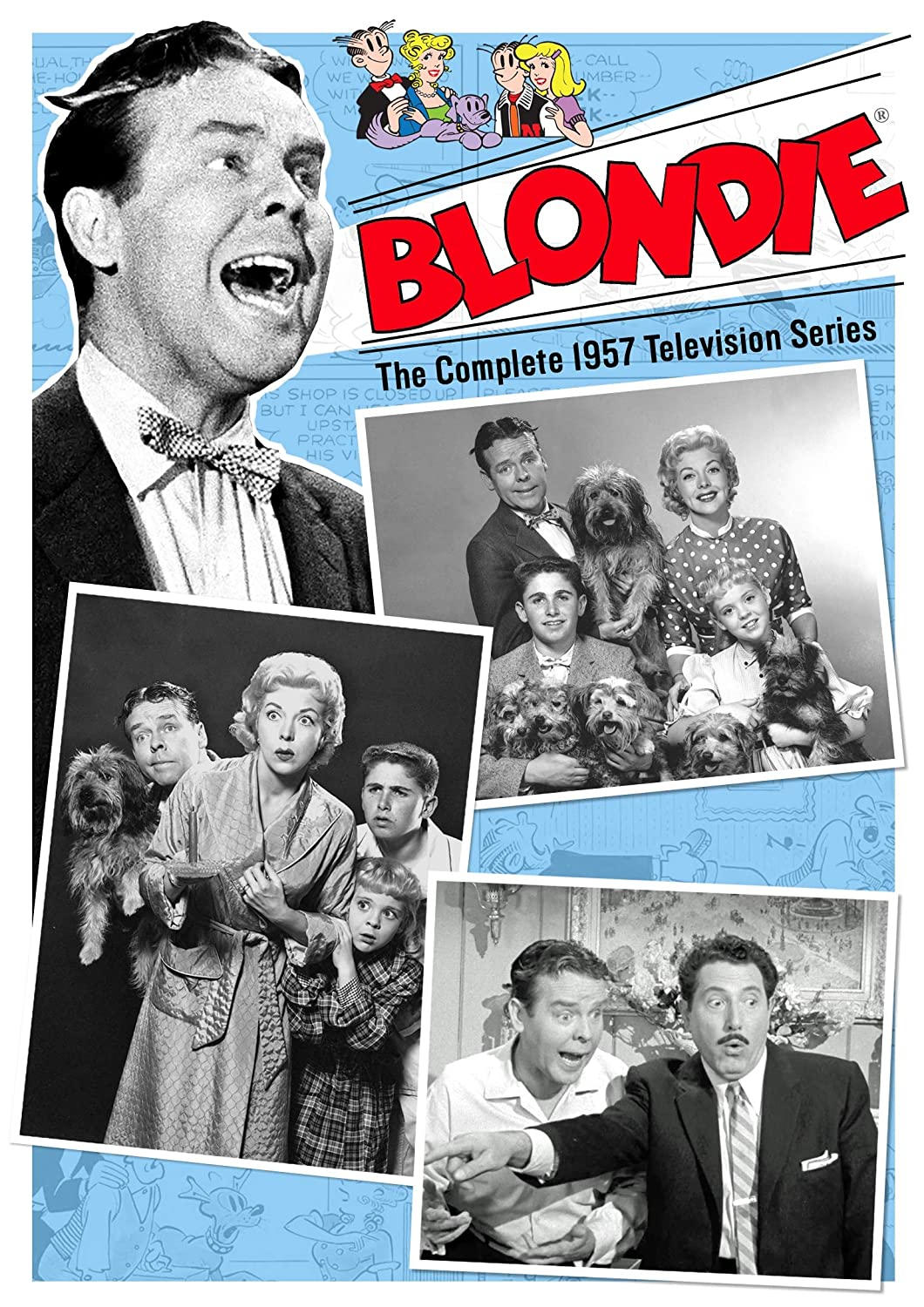 Amazoncom Blondie The Complete 1957 Television Series