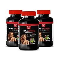 Women Fertility Supplements - Female Arousal Enhancement Pills - mucuna pruriens...