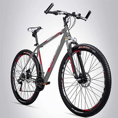 Bicicleta de montaña Detroit de la marca Bergsteiger, 29 pulgadas ...