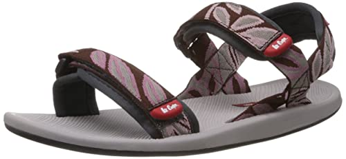 7cae322950c24a Lee Cooper Women s Purple Fashion Sandals - 8 UK  Buy Online at Low ...