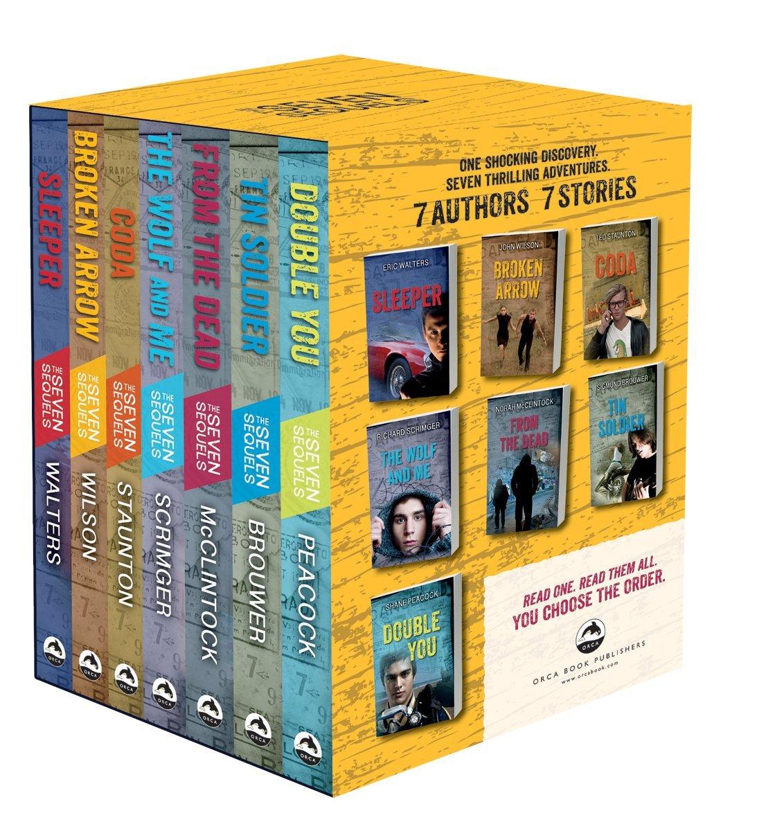 Download The Seven Sequels Boxed Set PDF