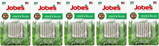 product image for Jobe's 05101 Fern & Palm Fertilizer Spikes, 30 Per Pack, 5 Pack