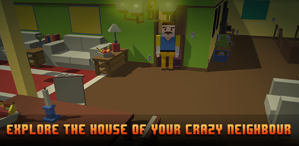 amazon com  cube hell  hi neighbor battle 3d  appstore for