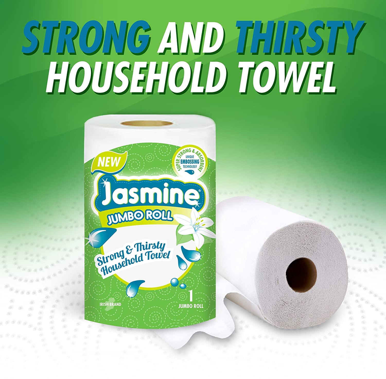 Home, Furniture & Diy Fiesta Jumbo Household Towel Punctual Timing