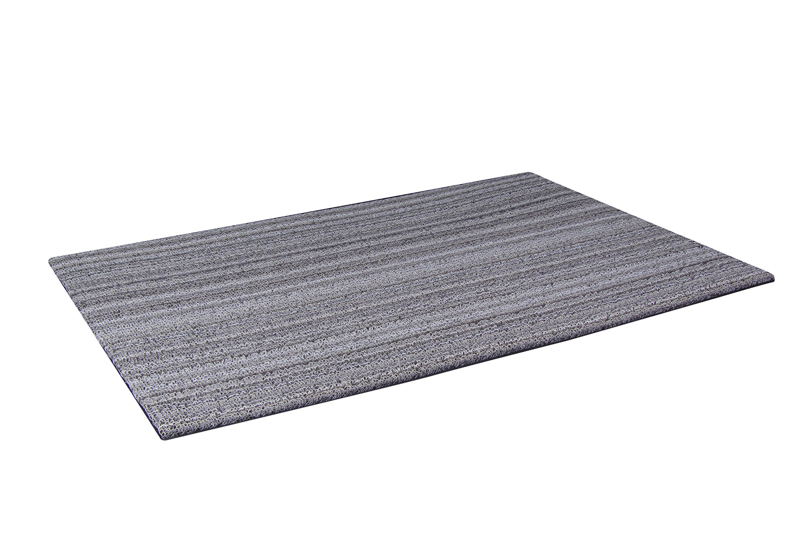 Chilewich Skinny Stripe Doormat, 18 by 28-Inch, Birch by Chilewich (Image #2)