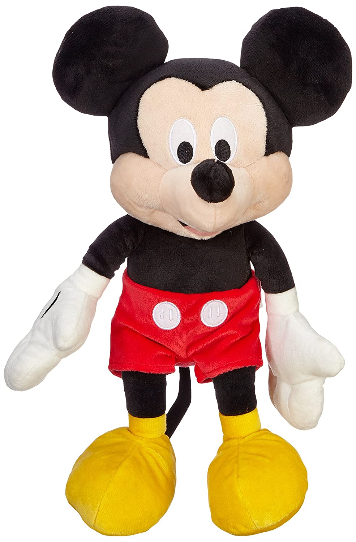 Simba 6315872638 Disney Plüsch - Mickey Maus, 35 cm Simba Toys Figuren aus Film & Fernsehen