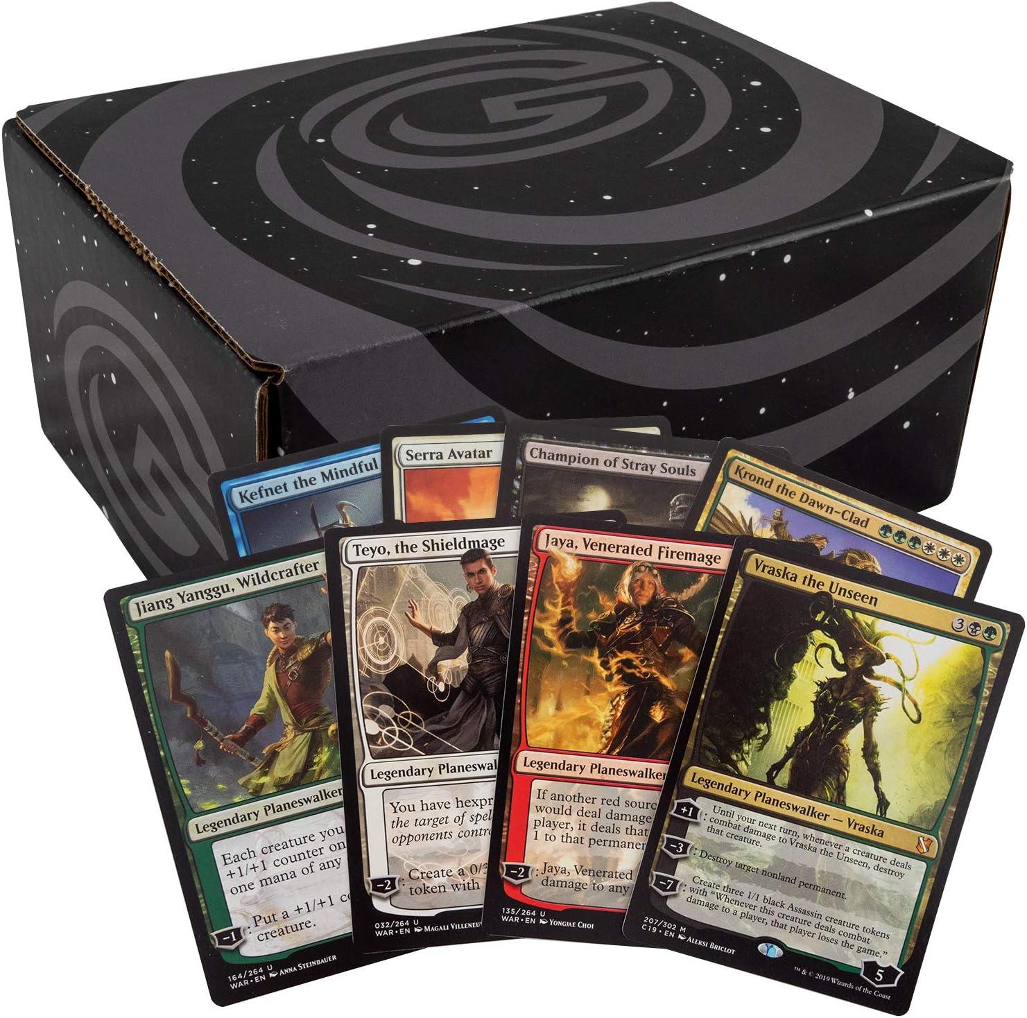 Lot of 50 Magic cards War of the spark Foils Planeswalkers See description
