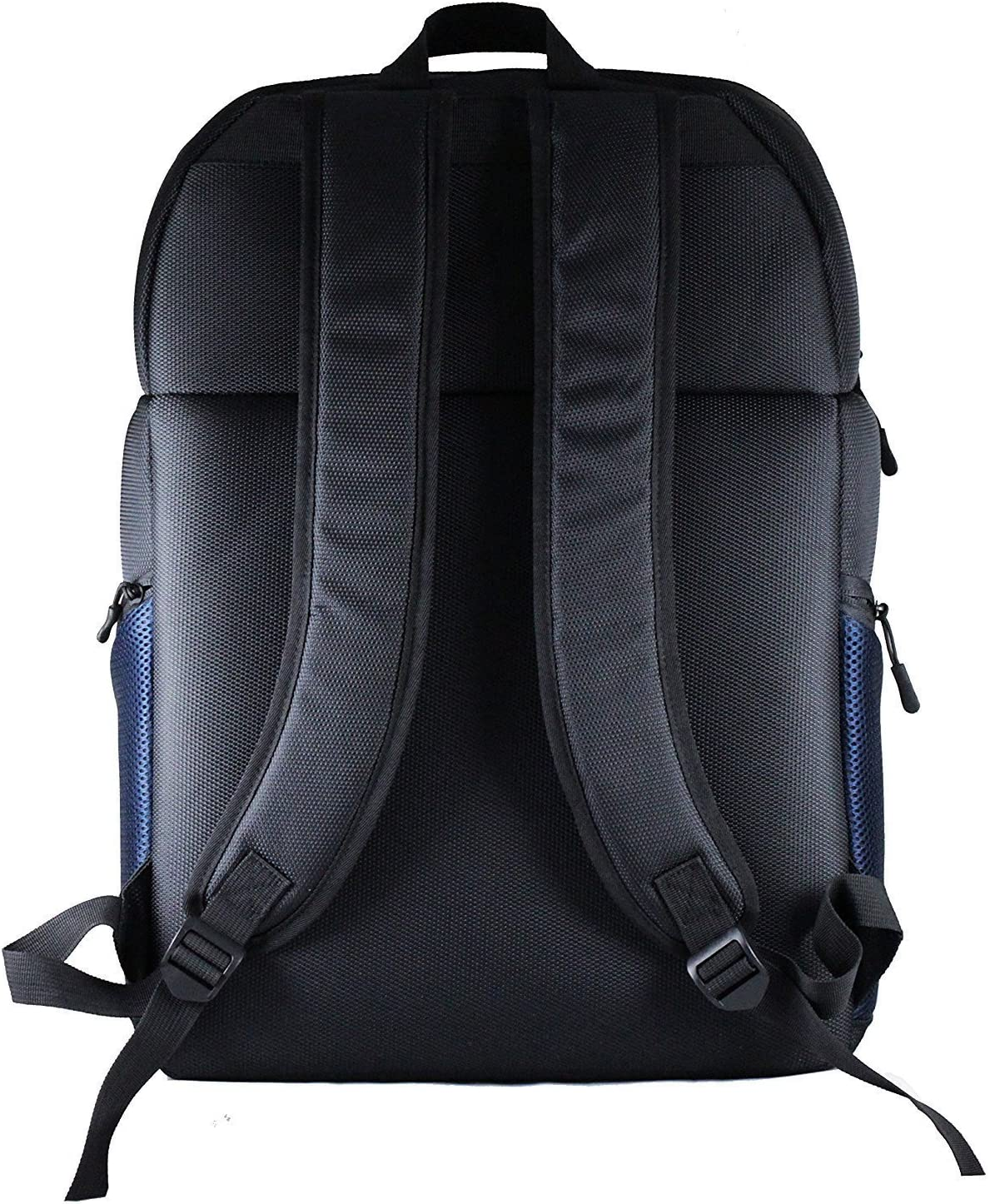 Navitech Rugged Black Backpack//Rucksack//Carry Case Compatible with The/Abdtech 1200 Lumens Mini LED Multimedia Home Theater Projector
