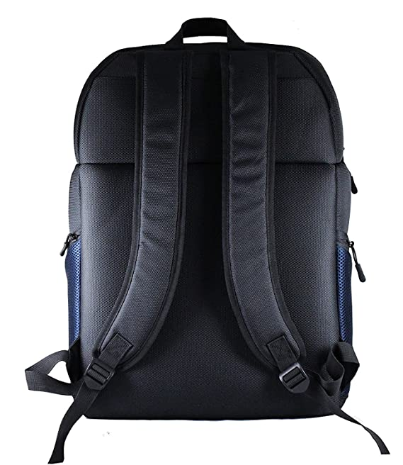 2939200e9440 Navitech Rugged Black Backpack / Rucksack / Carry Case For The JVC  Professional Series DLP Projector 3D Ready 5000 lumens (LX-WX50)