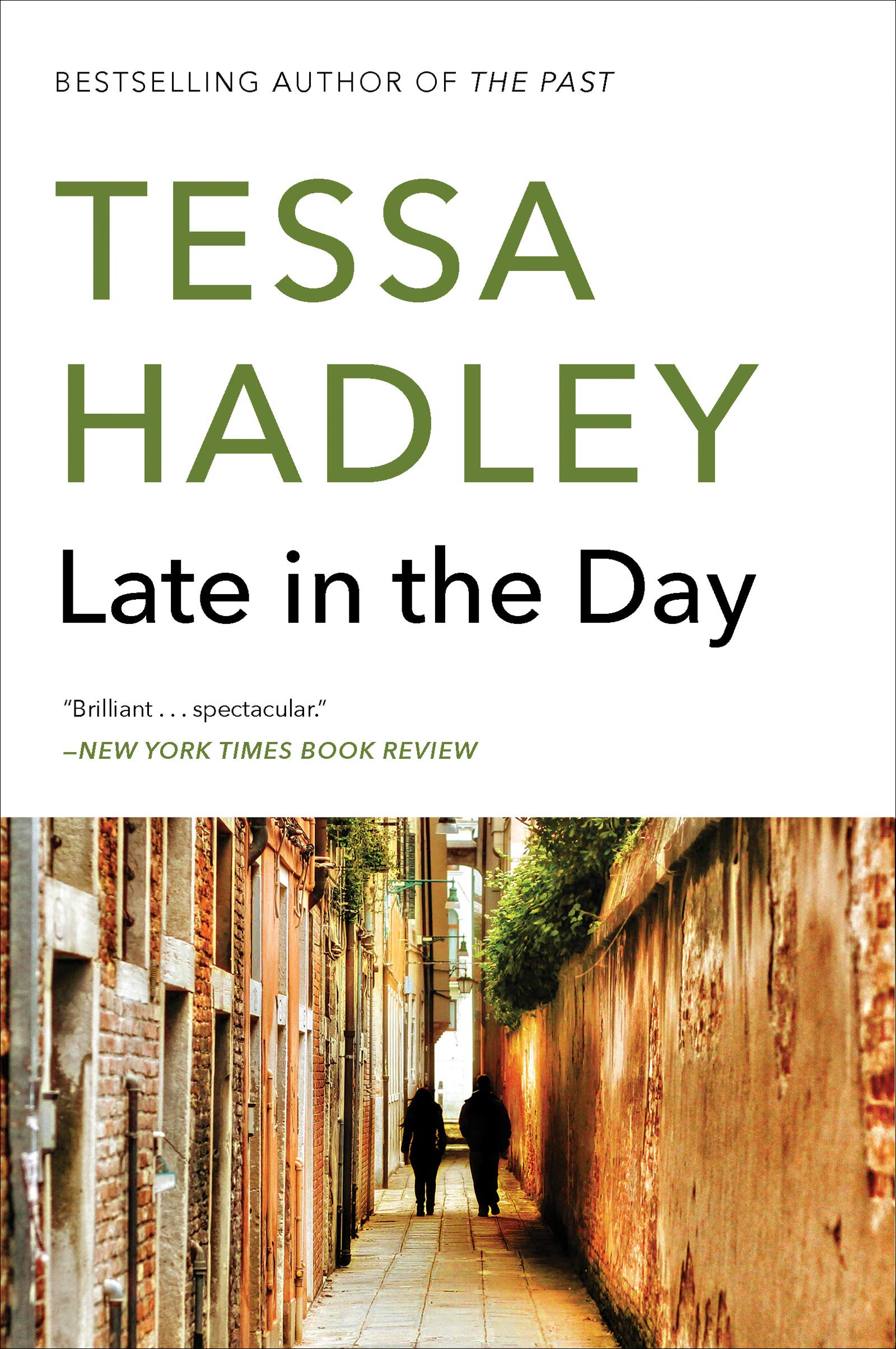 Late In The Day Book
