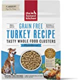 The Honest Kitchen Whole Food Clusters Human Grade Dry Dog Food - Cage Free Chicken, Cage Free Turkey, Ranch Raised Beef