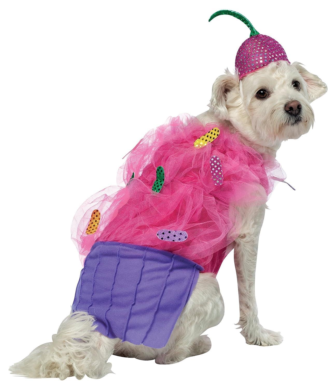 RASTA IMPOSTA Disfraz de pastelito para perro - XS: Amazon.es ...