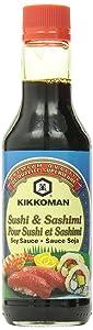 Kikkoman Sushi & Sashimi Soy Sauce, 10 Ounce