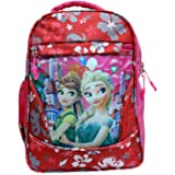 Best Shop Fabric 12 Ltr Pink School Backpack