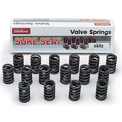 Edelbrock 5802 Valve Springs - Set of 16: Automotive