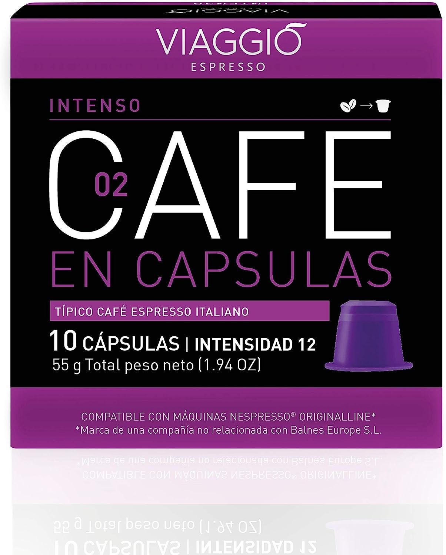 Viaggio Espresso Cápsulas de café compatibles con máquinas ...