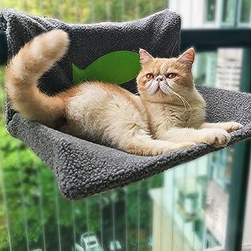 Amazon.com: ¡venta caliente. Gato de cama hamaca para ...