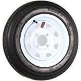 eCustomRim Trailer Tire On Rim 4.80-12 480-12 4.80 X 12 12 in
