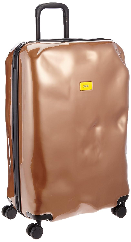 [クラッシュバゲッジ] CRASH BAGGAGE 取扱い注意不要スーツケースBRIGHT 無料預入れ受託ラージサイズTSAロック搭載 B00QVFHHOABRONZE FACE