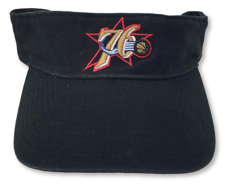 Reebok Philadelphia 76ers Field Goal Logo Adult Adjustable Visor