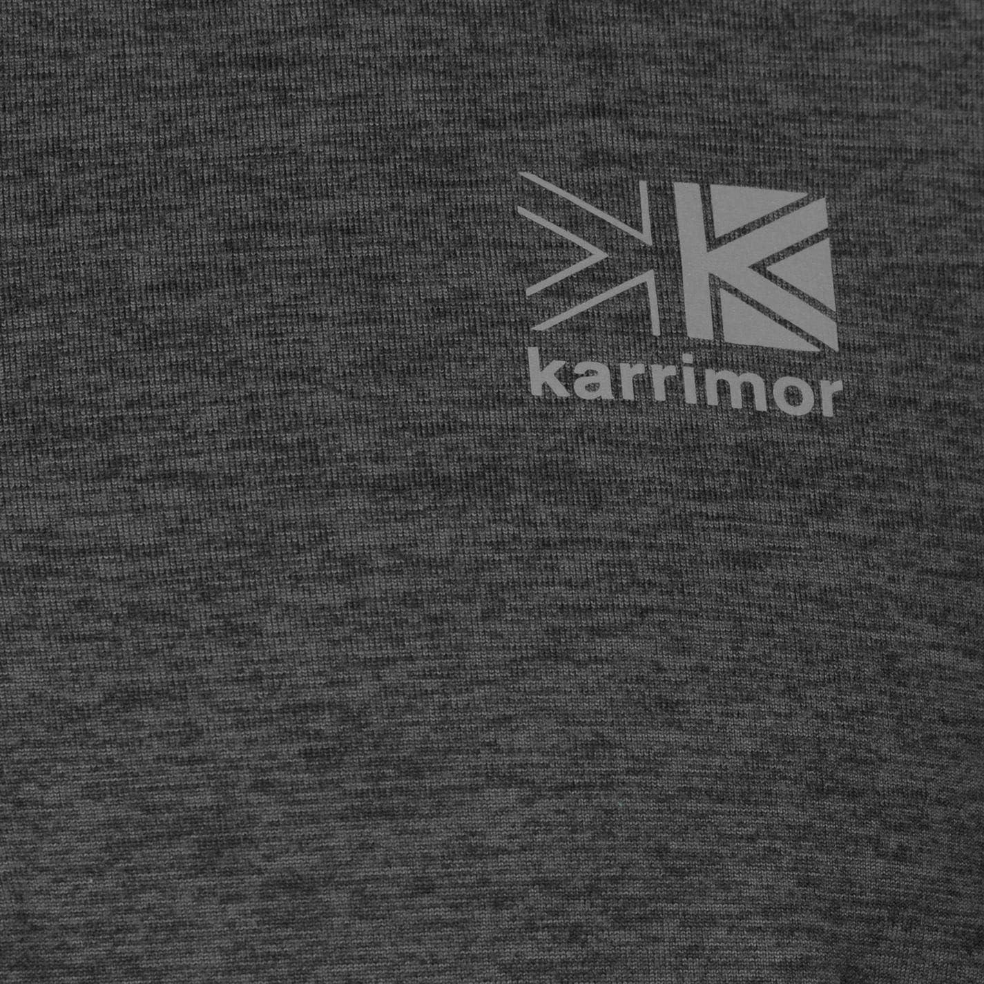 Karrimor Mens X Lite Running Top Long Sleeve Performance