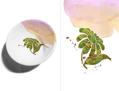 Amazon.com: Set de 10 hojas de calcomanía Blinggasm ...